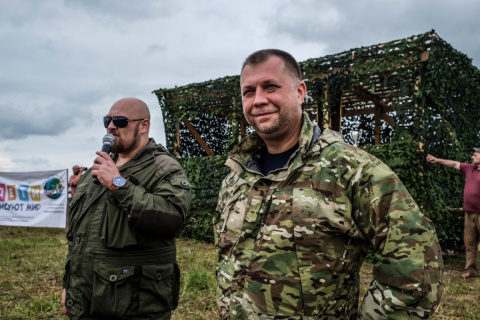 Как добровольцы Донбассасра…