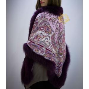 Красивый и модный платок с м…