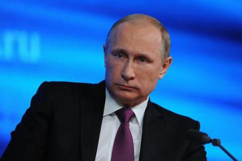 Путин на встрече с паралимпи…