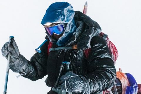 Согреваем замерзшего человека. ...