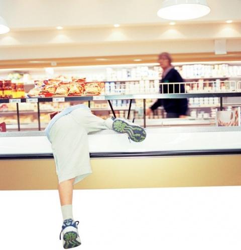 5 основных правил посещения магазина с ребенком