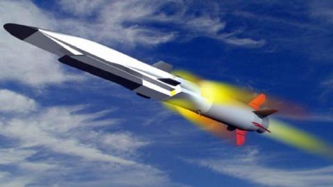 Российская гиперзвуковая ракета достигла восьми скоростей звука