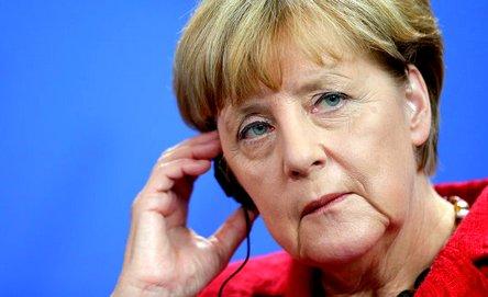 Меркель: Германия должна пер…