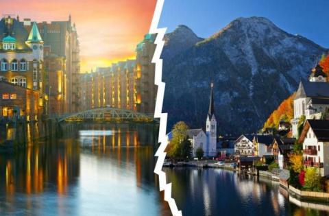 Австрия и Германия - в чем отличие?