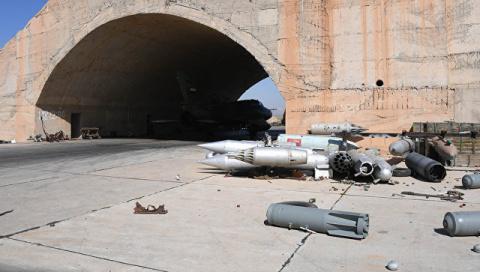 Пентагон: у Вашингтона нет данных о гибели мирных жителей и военных при ударах в Сирии