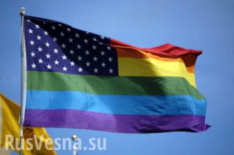 Экспорт толерантности: зачем США оплачивают борьбу с законом о гомосексуализме в РФ