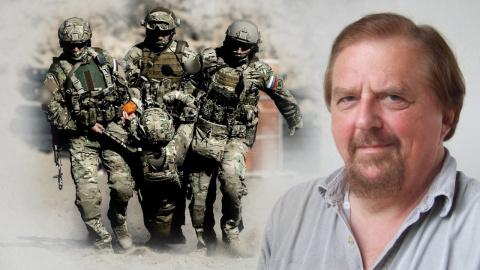 Топовый британский эксперт шокировал мир своей оценкой Русских военных