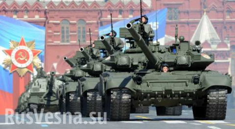 Мы разобьем российскую армию…