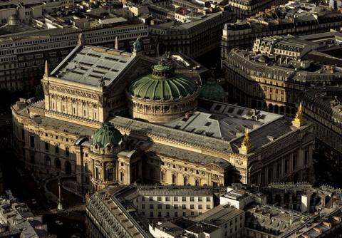 Парижская опера   Мир путешествий
