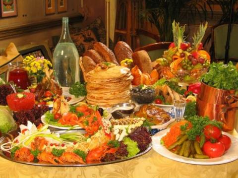 Загадки русской кухни, или что не станет пробовать иностранец