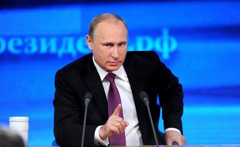 Путин: мы сильнее любого агрессора