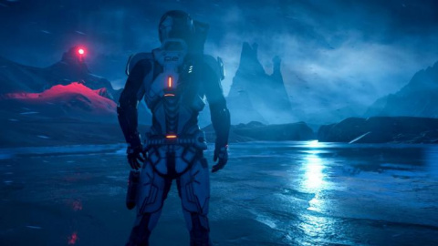 Сюжет Mass Effect: Andromeda…