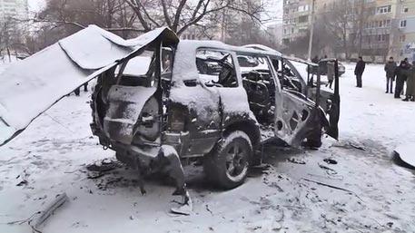 Как украинские диверсанты ох…