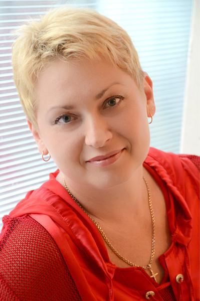 Анжела Кривошея