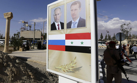 Reuters: Россия, Турция и Иран хотят разделить Сирию на зоны влияния