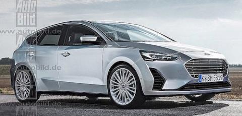Новое поколение Ford Focus п…