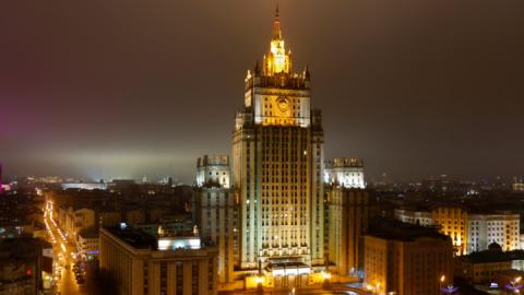 Москва напомнила Вашингтону …