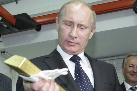 Взгляд с Украины на золото России