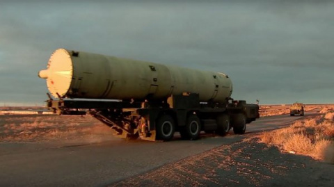 Новая противоракета России: быстрее, выше, мощнее
