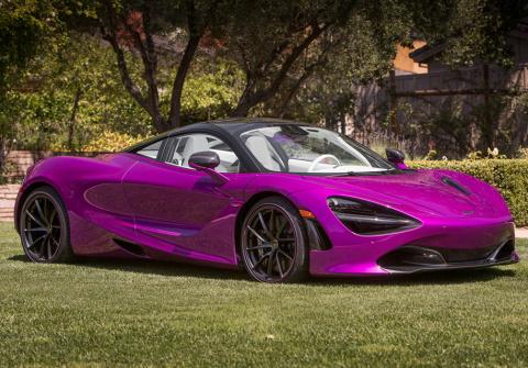 McLaren подготовил суперкар …