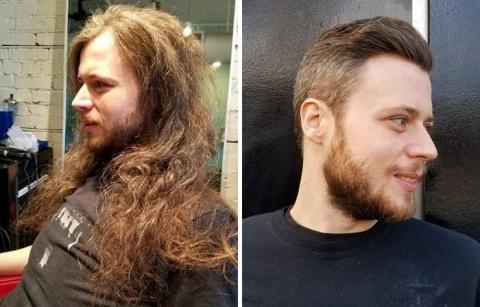 До и после стрижки: 20 фотог…