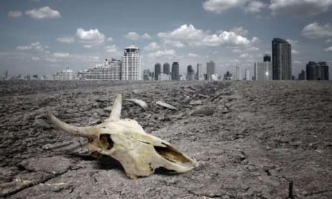 Климатические катастрофы: страны на грани исчезновения