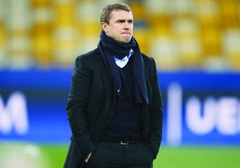 Ребров: «В матче с Хорватией…