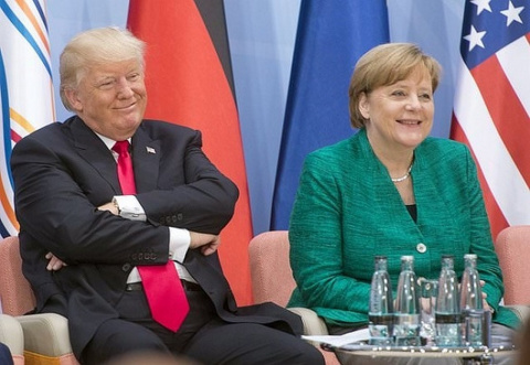 Адский саммит Ангелы Меркель