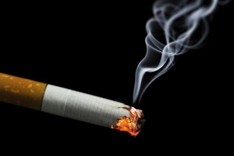 Он пошел за сигаретами для ж…