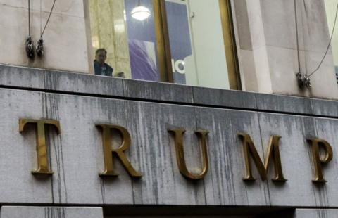 Компания Трампа продает отель в Нью-Йорке