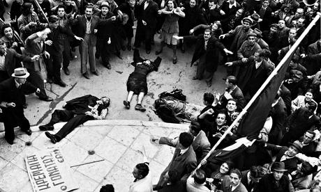 Афины 1944: грязный секрет В…