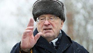 Жириновский введёт продуктов…