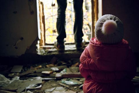 В Иваново мужчина похитил ребёнка