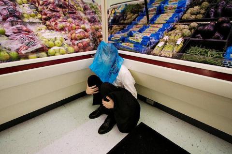Хитрые супермаркеты, заставл…
