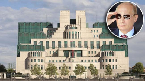 MI6: Путин готовит ловушку д…