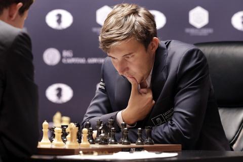 Карякин отреагировал на злорадство Каспарова