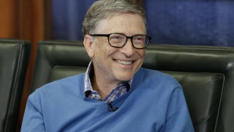 Билл Гейтс дал пять советов выпускникам 2017 года: над чем работать, что читать и как быть счастливым