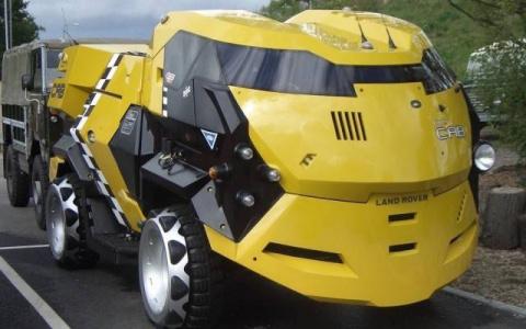 Тайны Land Rover. Загадочный…