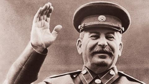 Иосиф Сталин - пришелец из будущего?