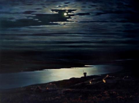 «Лунная ночь на Днепре»: мис…