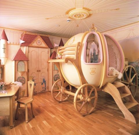 20 детских спален, о которых…