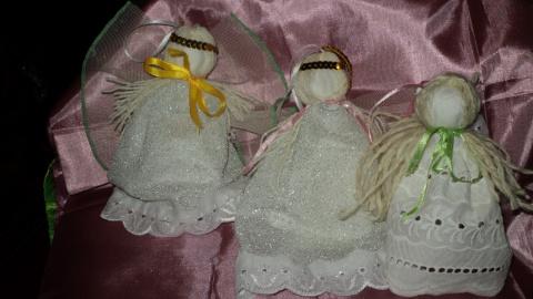 Поделки кукла оберег