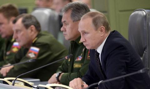 Россия в международных прогнозах на 2017 год