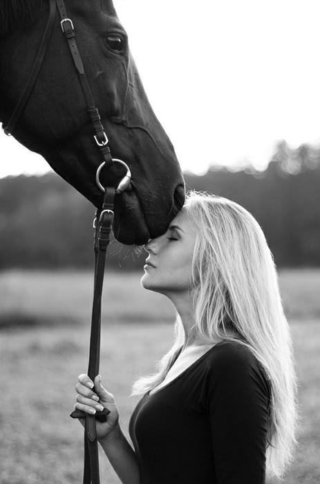 Лошади... женщины...