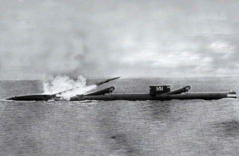 П-5 — первая морская крылата…