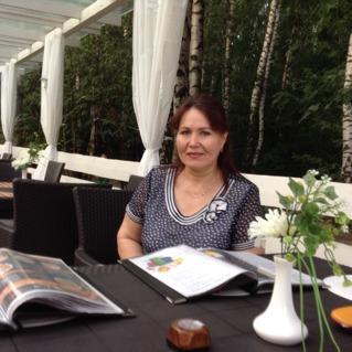 Неля Дулатова