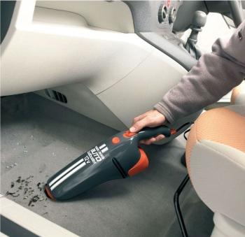 Автомобильный пылесос: дельн…