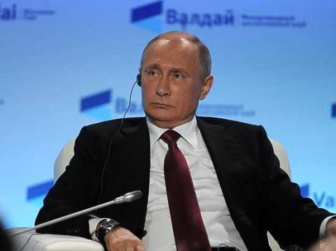 Путин сделал Хиллари Клинтон…