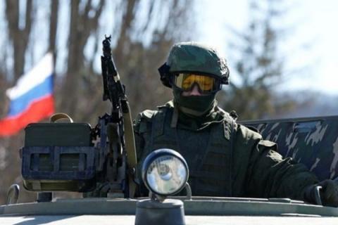 Российская Федерация выводит своих военных с передовой Донбасса