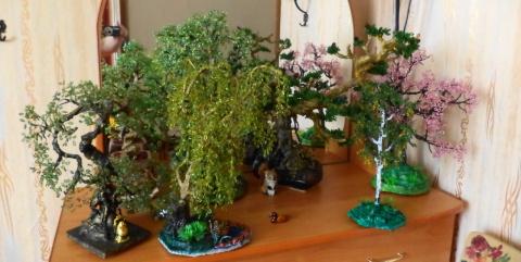 Бисерный лес (продолжение)